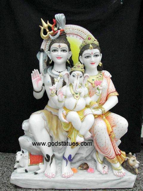 Shiv Parvati 576x768 - Copy