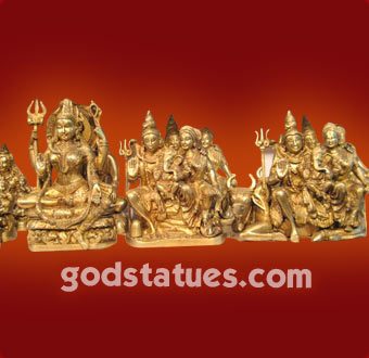 brass-assorted-shiv-parvati