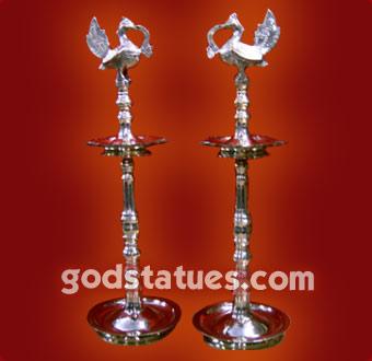 brass-diyas-south-indian