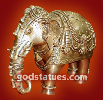 brass-elephant