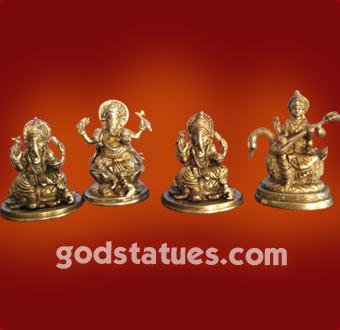 brass-ganesh-saraswati-luxm