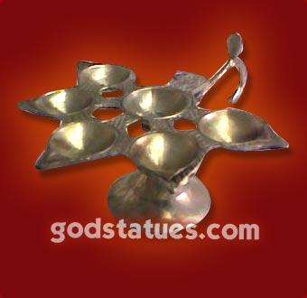 brass-handel-diya-arti