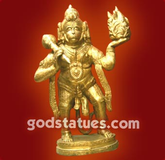 brass-hanuman-with-mountain