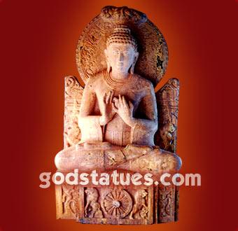 budha-sand-stone