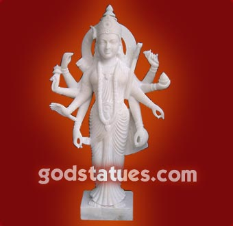 durga-maa-without-lion