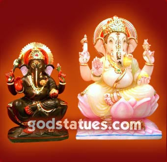 ganesh-black-white