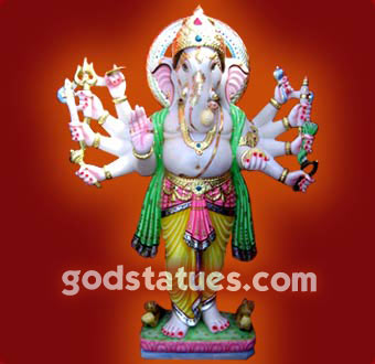 ganesh-with-10-arms