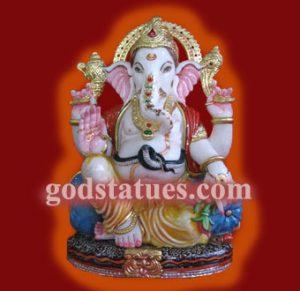 About Lord Ganesha (the Hindu Elephant God)