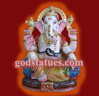 ganesh-with-cobra-belt