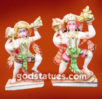 hanuman-statue