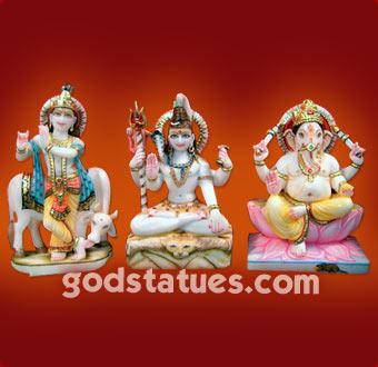 krishna-shiv-ganesh