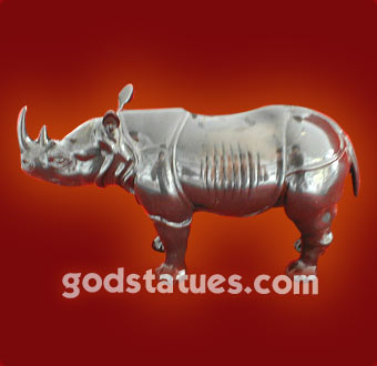 rhinocerous-anitique-brass