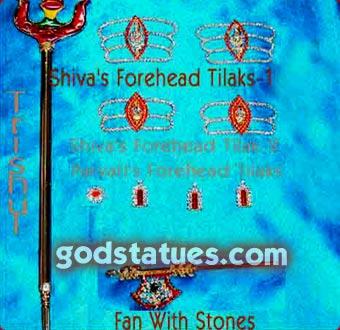 shiv-parvati-tilaks-trishul
