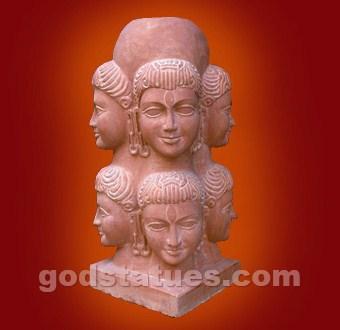 shivling-family-statues-msj-23