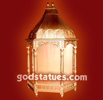 wooden-golden-mandir