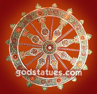 wooden-sun-wheel